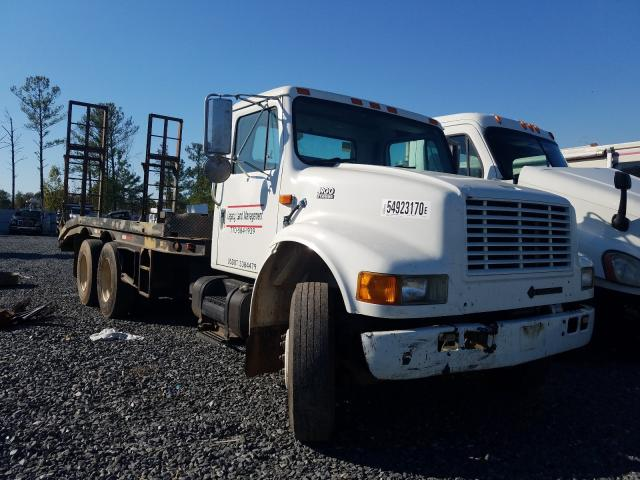 Salvage cars for sale from Copart Byron, GA: 1998 International 4000 4900