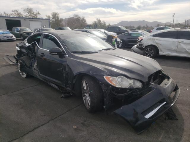 Salvage cars for sale from Copart Colton, CA: 2010 Jaguar XF Premium