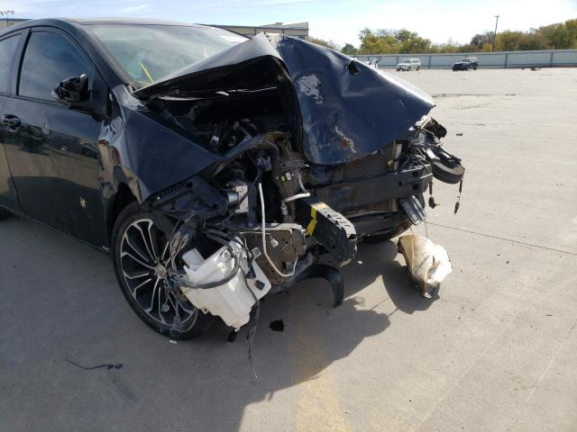 5YFBURHE4GP453121 2016 Toyota Corolla L 1.8L