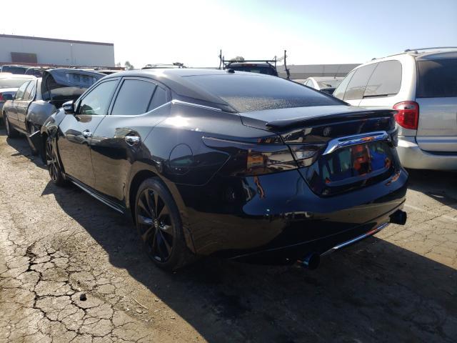 купить 2017 Nissan Maxima 3.5 3.5L 1N4AA6AP2HC435862