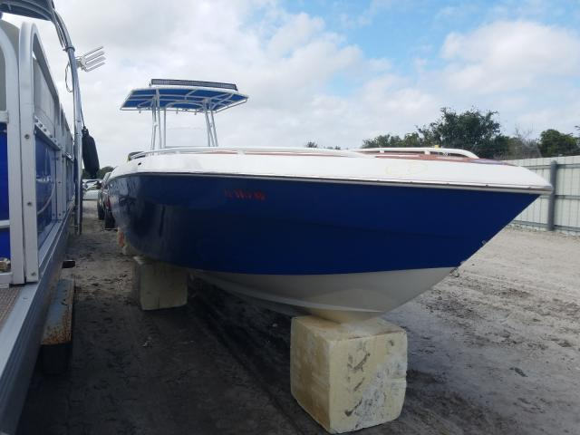 Salvage cars for sale from Copart Punta Gorda, FL: 2007 Lore Jaws 33
