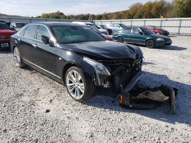 Salvage cars for sale at Prairie Grove, AR auction: 2018 Cadillac CT6 Platinum