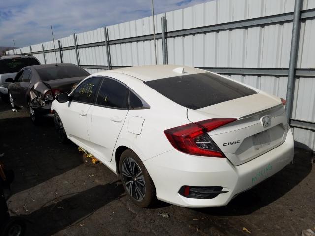купить 2016 Honda Civic Exl 1.5L 2HGFC1F78GH657373