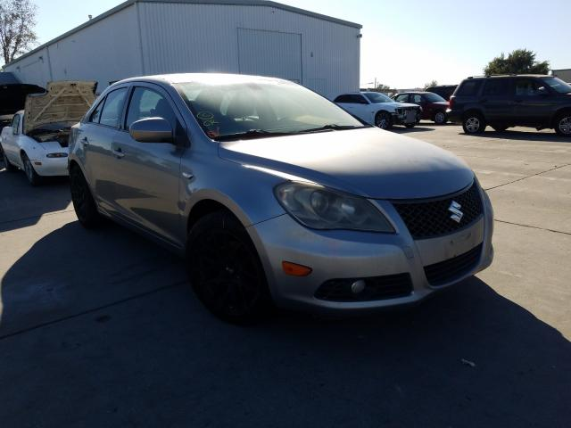Suzuki salvage cars for sale: 2010 Suzuki Kizashi SL