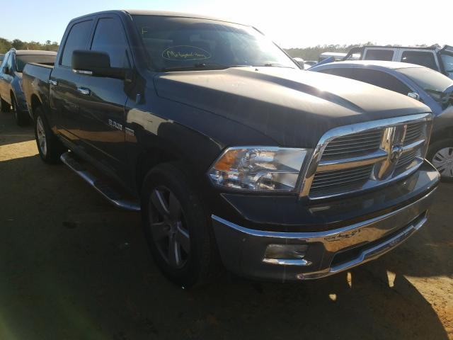 Salvage cars for sale from Copart Theodore, AL: 2010 Dodge RAM 1500