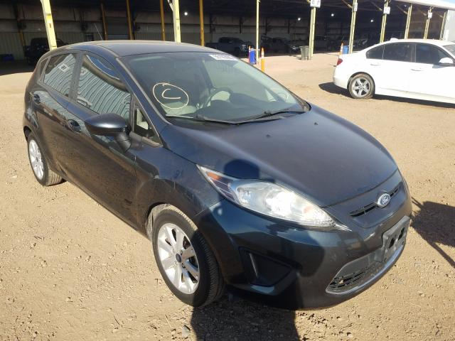 Ford Fiesta SE salvage cars for sale: 2011 Ford Fiesta SE