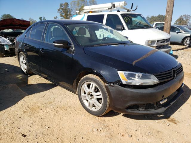 Salvage cars for sale from Copart China Grove, NC: 2011 Volkswagen Jetta SE