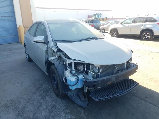Toyota Corolla salvage cars for sale: 2018 Toyota Corolla
