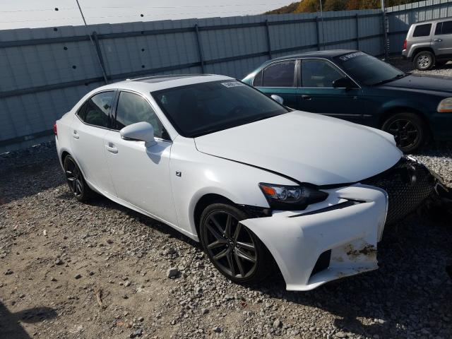 Salvage cars for sale from Copart Prairie Grove, AR: 2016 Lexus IS 200T