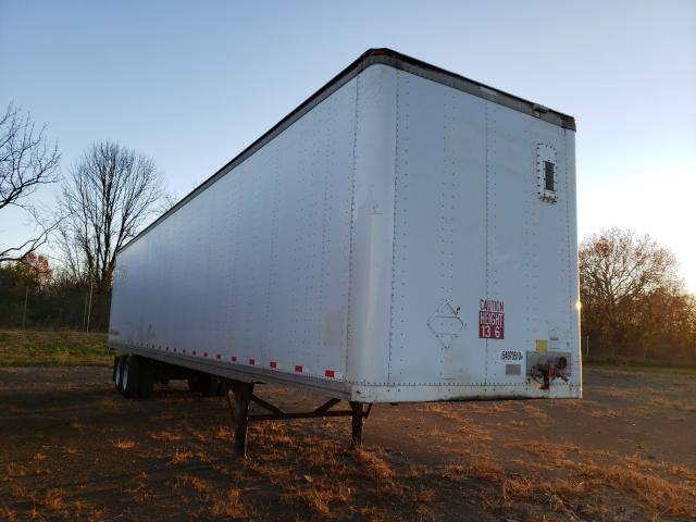 Salvage cars for sale from Copart Chambersburg, PA: 2006 Strick 28x102 Trailer