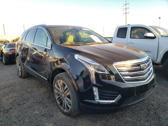 Cadillac XT4 Premium salvage cars for sale: 2018 Cadillac XT4 Premium