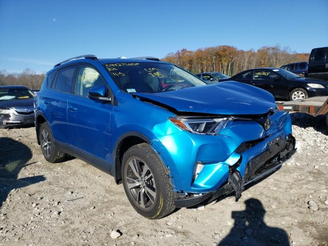 2017 Toyota Rav4 XLE for sale in West Warren, MA