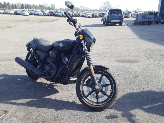 Salvage cars for sale from Copart Elgin, IL: 2015 Harley-Davidson XG750