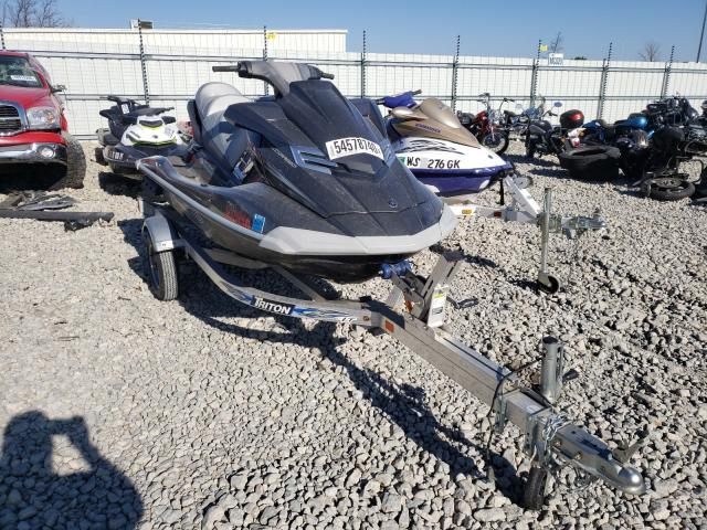 Salvage 2012 Yamaha BOAT for sale