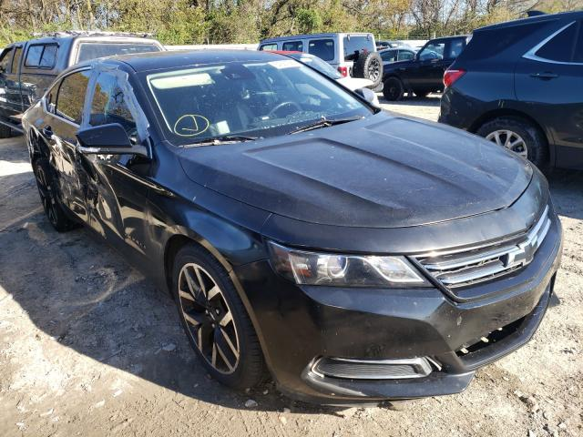Salvage cars for sale from Copart Glassboro, NJ: 2016 Chevrolet Impala LT