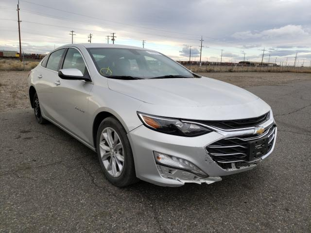 Salvage cars for sale from Copart Pasco, WA: 2020 Chevrolet Malibu LT