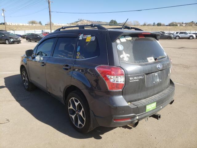 2015 Subaru FORESTER | Vin: JF2SJGWC6FH841509