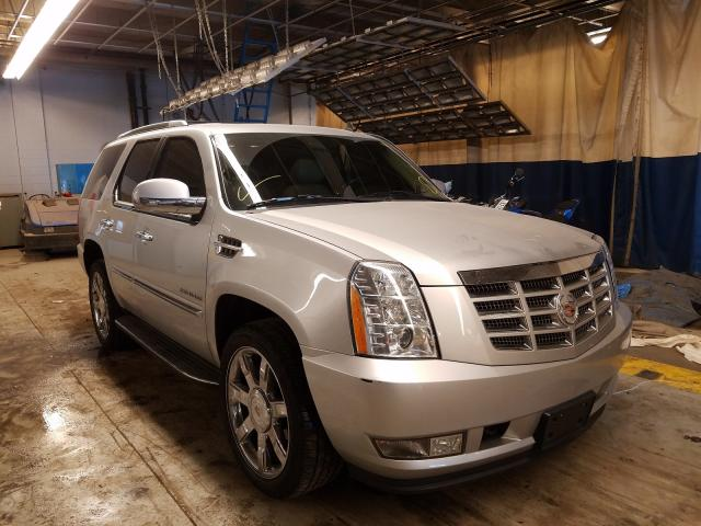 Cadillac salvage cars for sale: 2013 Cadillac Escalade L