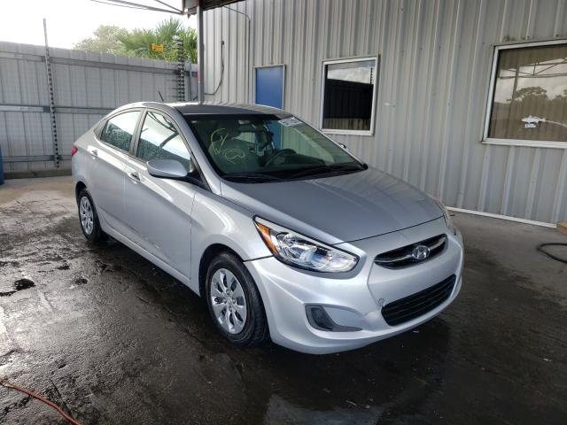 Salvage cars for sale from Copart Orlando, FL: 2017 Hyundai Accent SE