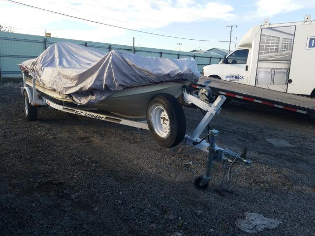 Salvage cars for sale from Copart Hammond, IN: 1996 Phan Boat Trail