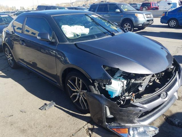 Vehiculos salvage en venta de Copart Littleton, CO: 2016 Scion TC