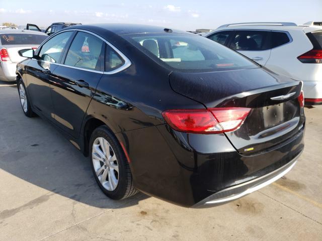 купить 2015 Chrysler 200 Limite 2.4L 1C3CCCAB1FN743269