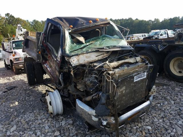 Salvage cars for sale from Copart Florence, MS: 2002 Ford F650 Super