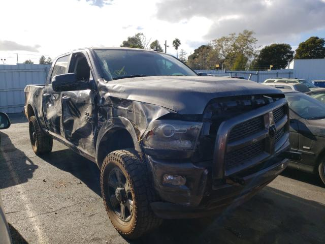 Salvage cars for sale from Copart Vallejo, CA: 2017 Dodge 2500 Laram