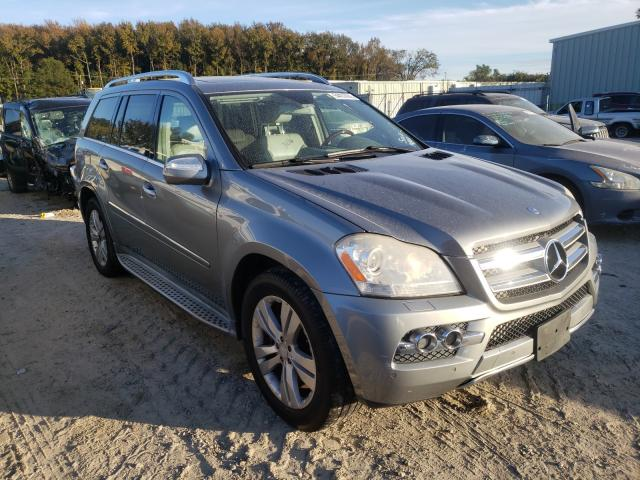 Salvage cars for sale from Copart Hampton, VA: 2010 Mercedes-Benz GL 450 4matic