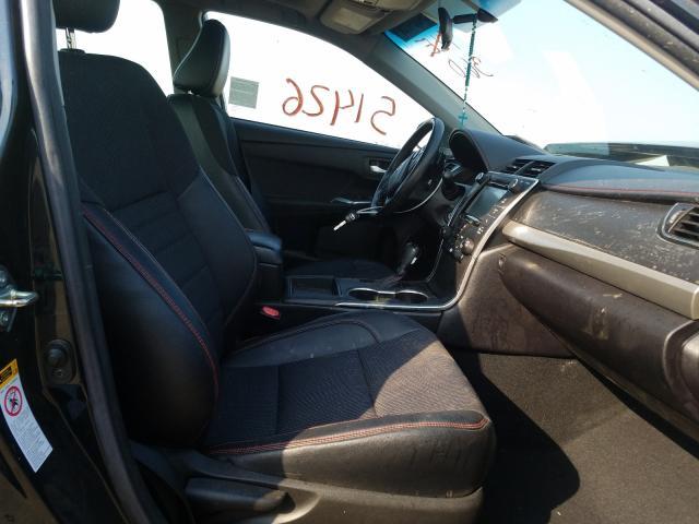 пригнать из сша 2016 Toyota Camry Le 2.5L 4T1BF1FK4GU200688