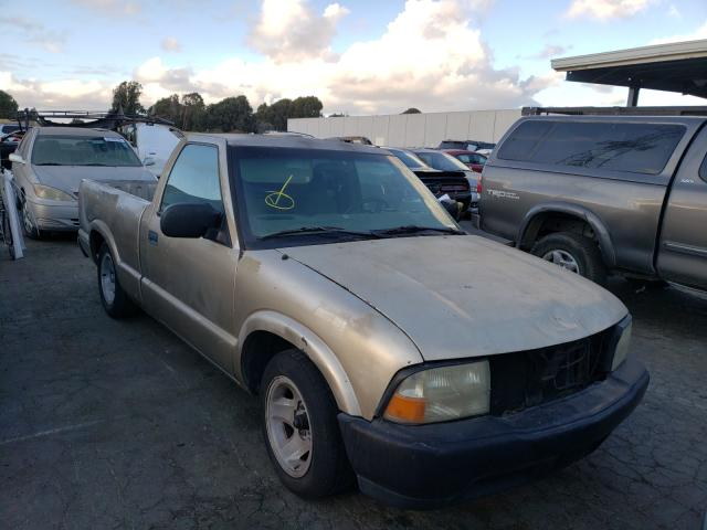 Salvage cars for sale from Copart Hayward, CA: 1999 GMC Sonoma