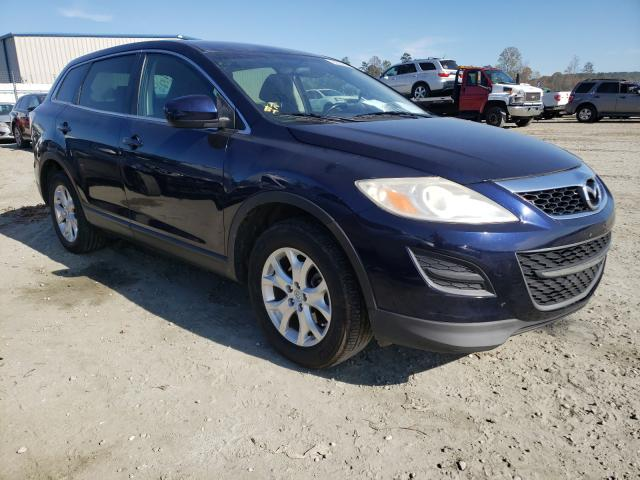 Salvage cars for sale from Copart Spartanburg, SC: 2011 Mazda CX-9