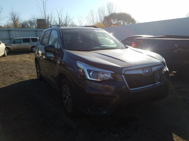 Salvage cars for sale from Copart Columbia Station, OH: 2020 Subaru Forester P