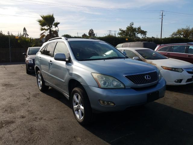 Salvage cars for sale from Copart San Martin, CA: 2004 Lexus RX 330