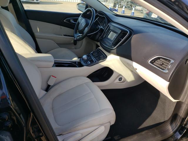 пригнать из сша 2015 Chrysler 200 Limite 2.4L 1C3CCCAB1FN743269
