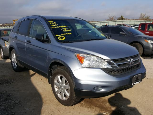2011 HONDA CR-V SE 5J6RE3H41BL027964