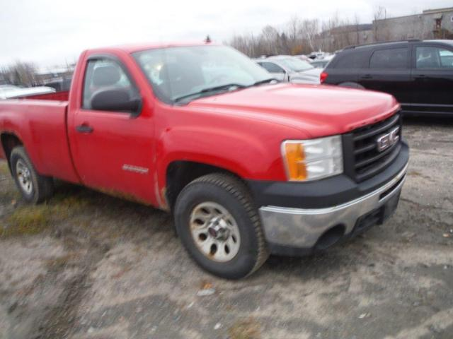 Salvage cars for sale from Copart Ontario Auction, ON: 2010 GMC Sierra C15