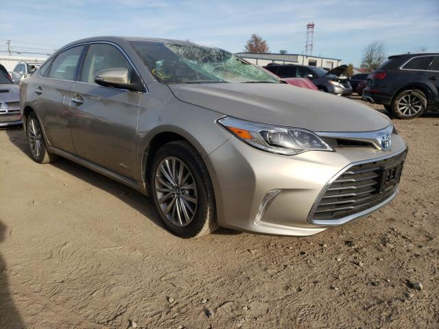 Salvage cars for sale from Copart Finksburg, MD: 2016 Toyota Avalon Hybrid