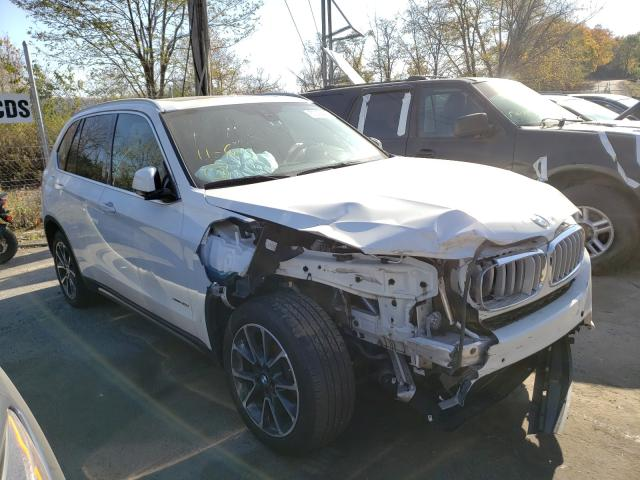 BMW salvage cars for sale: 2018 BMW X5 XDRIVE3