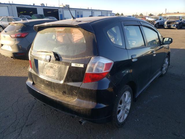 цена в сша 2010 Honda Fit Sport 1.5L JHMGE8H48AC031680