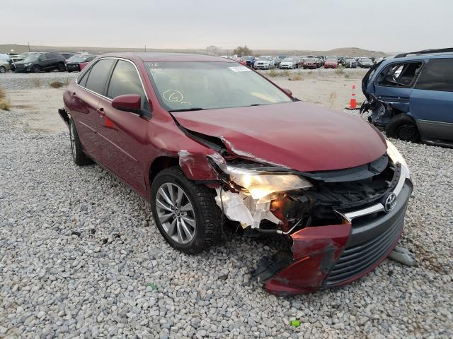 Salvage cars for sale from Copart Magna, UT: 2015 Toyota Camry LE