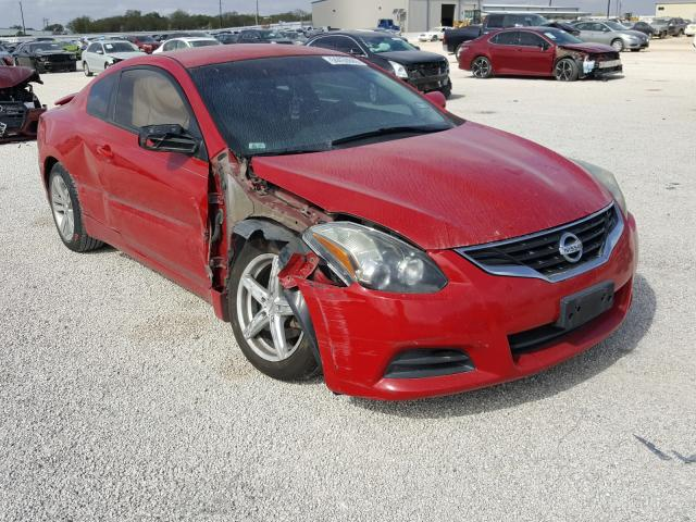 Salvage cars for sale from Copart San Antonio, TX: 2010 Nissan Altima S