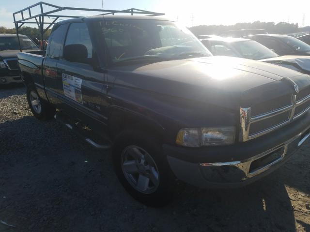 Salvage cars for sale at Memphis, TN auction: 2000 Dodge RAM 1500