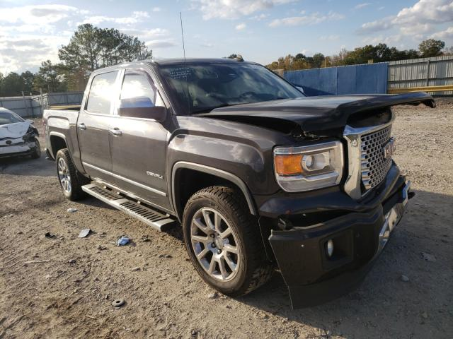 Salvage cars for sale from Copart Florence, MS: 2014 GMC Sierra K15