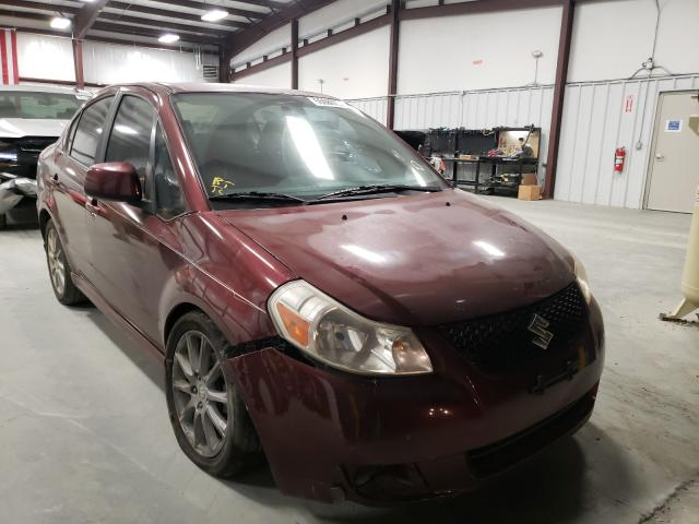 Suzuki salvage cars for sale: 2008 Suzuki SX4