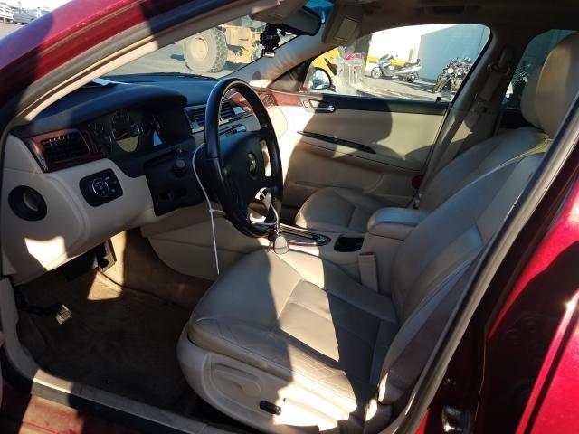 пригнать из сша 2010 Chevrolet Impala Lt 3.5L 2G1WB5EN3A1172141