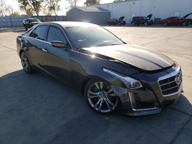 Cadillac salvage cars for sale: 2014 Cadillac CTS Vsport