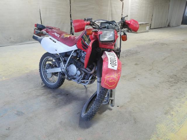 Salvage cars for sale from Copart Indianapolis, IN: 2001 Honda XR650 L
