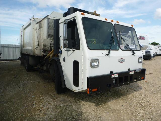 Salvage cars for sale from Copart Temple, TX: 2014 Crane Carrier Low Entry