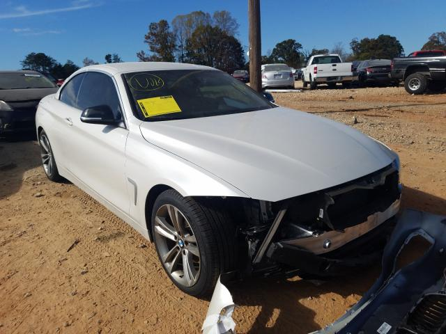 Vehiculos salvage en venta de Copart China Grove, NC: 2015 BMW 428 I